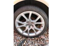 Audi A5 alloy wheels ( fits 5 x 112 Audi/vw)