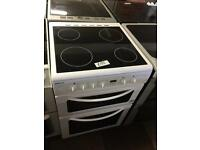 BEKO DOUBLE OVEN ELECTRIC GRILL VERY CLEAN AND TIDY