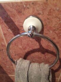 Bathroom cabinet plus accessories