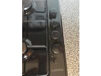 Lamona integrated gas hob