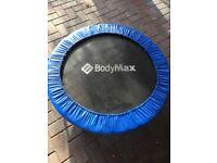 Bodymax mini trampoline