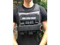 Bulldog weight vest - 20KG