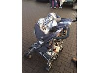Maclaren Twin Techno Double Stroller -