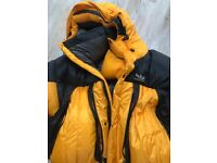 Rab Expedition Down Jacket and Gloves, used for sale  Plymouth, Devon