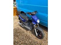 Yamaha ew 50 slider scooter moped