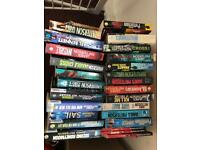 26 James Patterson novels job lot