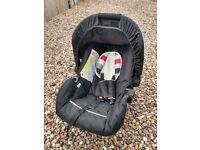 Hauch lifesaver zero plus car seat