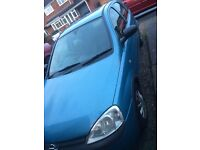 GOOD CONDITION,GOOD RELIABLE CAR, 7 MONTHS M.O.T BLUE IN COLOUR, PETROL 5 DOOR HATCHBACK £425