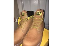 New with tags CAT Colorado boots. Size 11. £50.