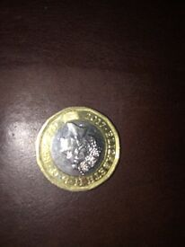 *RARE* £1 COIN 2017 Edition New