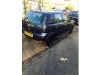 Vauxhall corsa full automatic modified 55 plate low miles 1.4 quick sale