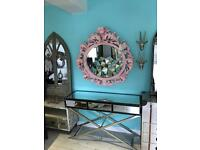 Mirrored Console Table / Sideboard (new)