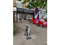 Unisex Hair Salon for Sale