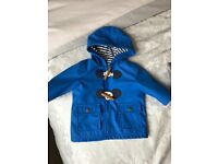 Baby boys mini club jacket excellent condition