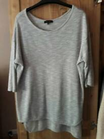 New look dress top size 12