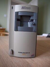 Nikon Coolscan V ED LS-50 Slide and Film Scanner