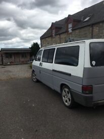 VW T4 Transporter multivan 2.4 extremely good condition