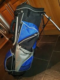 Golf Stand Bag and Driver