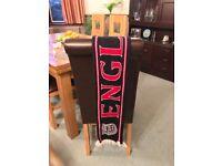 England football scarf