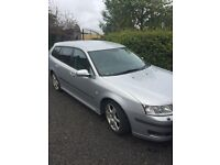 Bargain SAAB 9-3 diesel estate car low milage