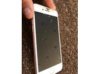 I phone 7 (rose gold)