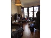 Huge bright room in friendly flat for rent in Marchmont available now - £450/mo + £85/mo bills