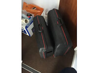Two Samsonite Suitcases - Hard Shell - Very Good condition! Large and Medium.