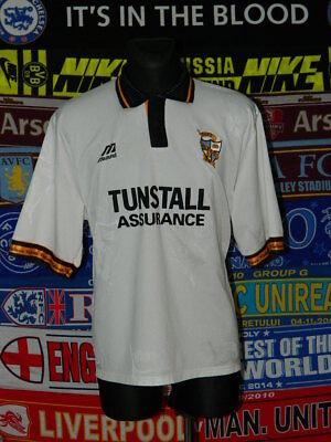 4/5 Port Vale adults XXL 1995 retro football shirt jersey trikot soccer image