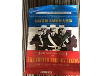 Rare French Foreign Legion Band in Hong Kong 1988 poster.