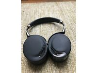 Parrot Zik Philipe Starck Bluetooth Wireless Noise Cancelling Headphones with microphone
