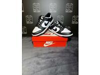 Nike Low Retro White / Black