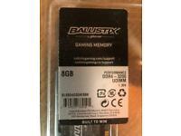 Crucial Ballistix 2x8GB 3200MHz DDR4 RAM