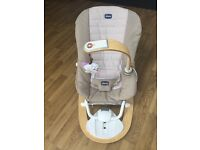 Chicco MP3 Bouncer in excellent condition