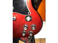 Gibson SG standard made in USA