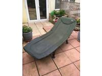 Nash carp fishing bedchair