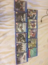 PS4 Games - £5 each