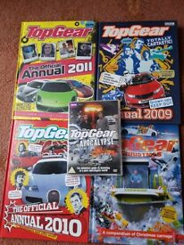 Top Gear Books & DVD