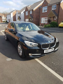 BMW 5 Series GT - 62 Reg, Sat Nav, Heated Steering and seats, Perfect Condition, FSH, - Bargain