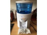 Water cooler and dispenser