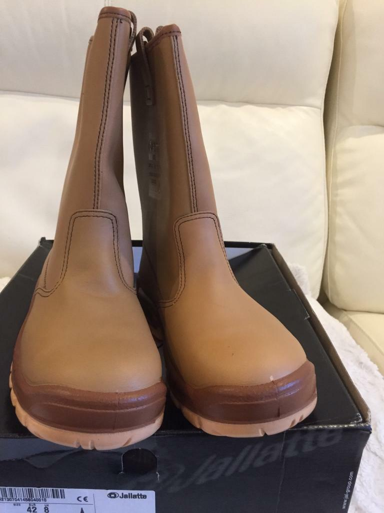 5433d919ac3 ***MENS JALLATTE RIGGER BOOTS - SIZE 8 BRAND NEW - BOXED***REDUCED**   in  Buckie, Moray   Gumtree