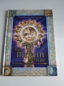 THE MERLIN MYSTERY BOOK