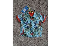 TED BAKER Boys shirt brand new.