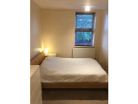 Large double bedroom in a clean, Contemporary Flatshare for a single or couple Elephant & Castle
