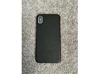 PITAKA Aramid Fibre IPhone X Phone Case and Magnetic Car Mount