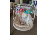 Comfort Harmony Baby Swing- £20