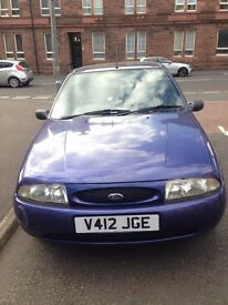 Ford Fiesta !!!! Only 35 K Miles !!! Very Economical Car !!!Recently Serviced !!!