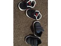 Boys newborn shoes