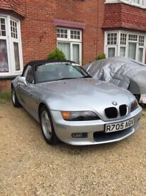 1997 mk1 bmw z3 widebody roadster 2.8 classic car