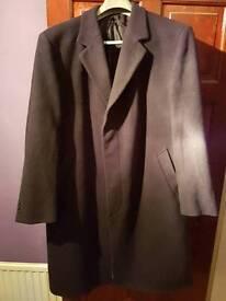 Gentleman's Black Coat