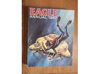 Eagle comic Annual - 1967